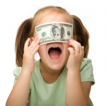 A Mobile Parent's Four Step Guide On Teaching Money Management For Kids