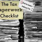 Richard Lindsey's Tax Paperwork Checklist
