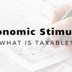 Which Stimulus Payments Are Taxable (and Which Aren't) For Mobile, AL Taxpayers