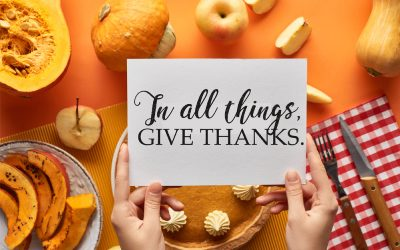 Cultivating Gratitude for Thanksgiving 2020 in Mobile