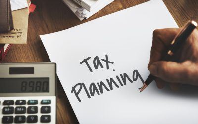 Richard Lindsey's Seven End of Year Tax Planning Strategies